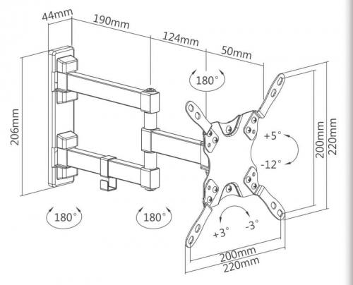 LCD2232 el-zap elektromaterijal