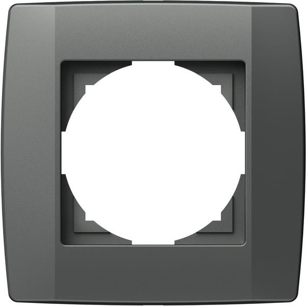 TEM LOGIQ okvir jednostruki OQ10 el-zap-elektromaterijal
