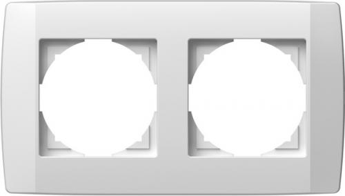 TEM LOGIQ okvir dvostruki OQ20 el-zap elektromaterijal